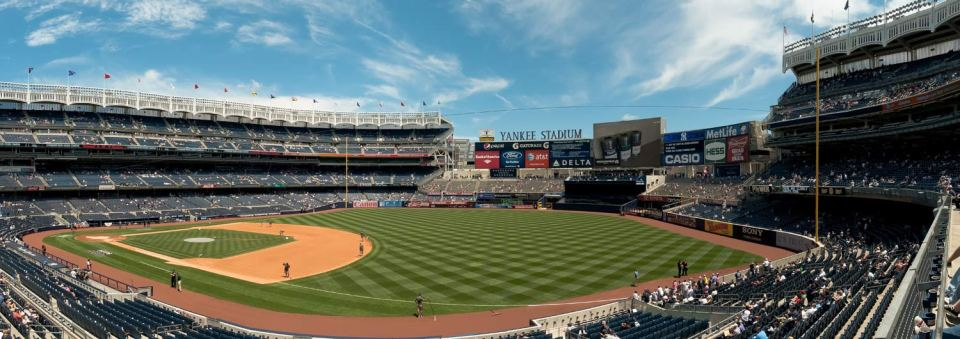 Yankees Stadium Panoramic