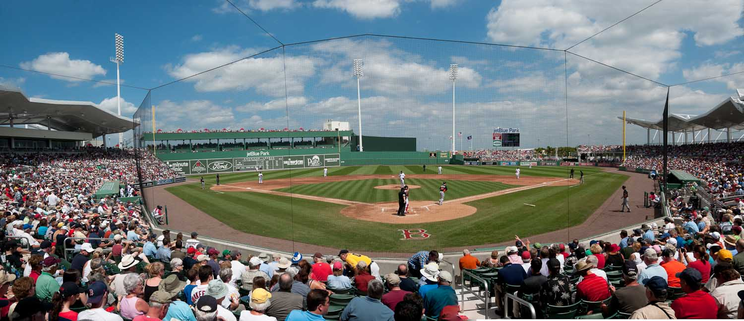 boston red sox spring training stadium essay Essays 1967 red sox: world series recap by dan desrochers a recap of the   the boston red sox entered spring training in winter haven, florida, with a.