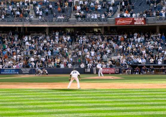 Mariano Rivera Call Strike-3 For Save 602