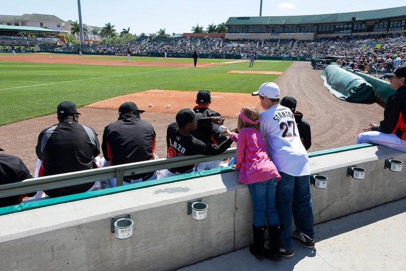 Rodger Dean Stadium Jupiter FL www.ballparkprints.com