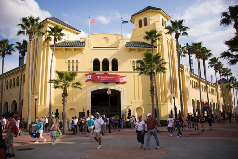Champion Stadium ESPN Wide World of Sports of Complex 700 S. Victory Way Kissimmee, FL 3474