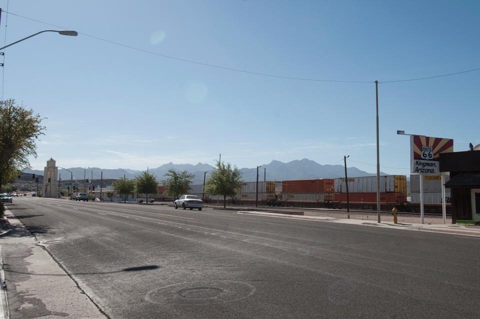 Andy Divine Blvd Kingman Arizona Rt 66