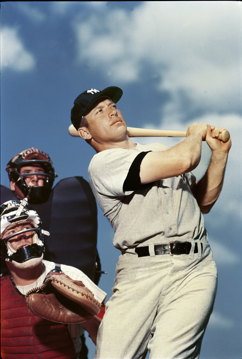 Cover Shot for Sport Magazine March 1960  Photographer Ozzie Sweet  Registered Copyright Holder Paul Plaine Ballpark Prints LLC