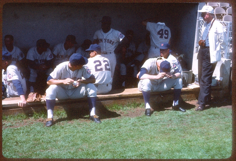 New York Mets Spring Training March 1963, the early years