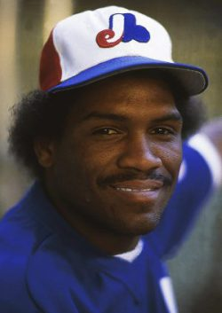 Tim Raines Major League Baseball Player from 1979-2002